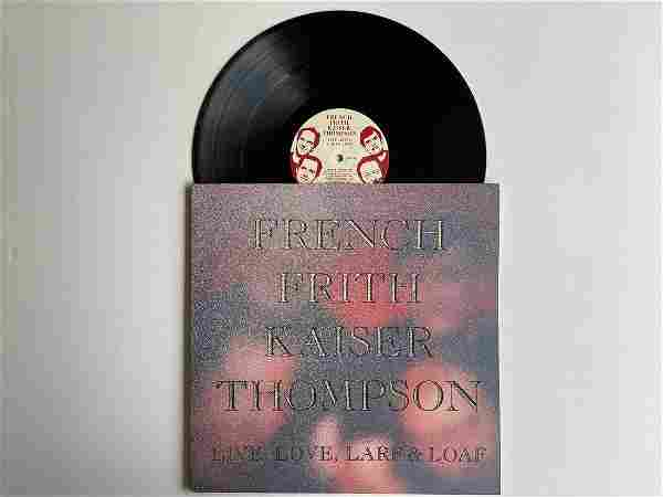 French Frith Kaiser Thompson – Live, Love, Larf & Loaf