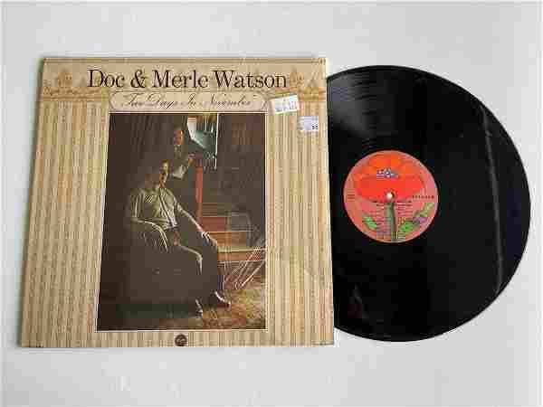 Doc & Merle Watson – Two Days In November