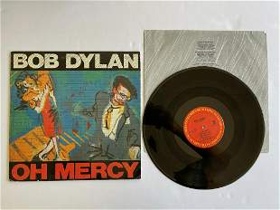 Bob Dylan – Oh Mercy - MINT NEVER OPENED