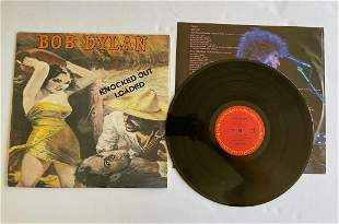 Bob Dylan – Knocked Out Loaded - MINT