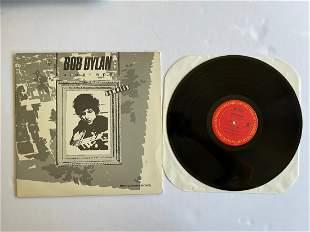 DJ PROMO Bob Dylan – Time Passes Slowly: Biograph