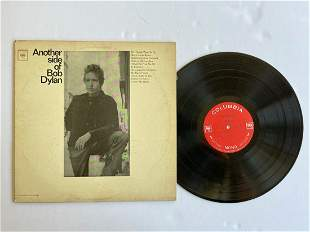 Bob Dylan – Another Side Of Bob Dylan - MONO