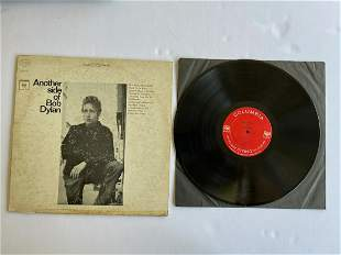 Bob Dylan – Another Side Of Bob Dylan - STEREO