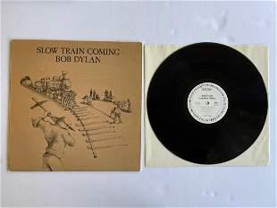 DJ PROMO Bob Dylan – Slow Train Coming