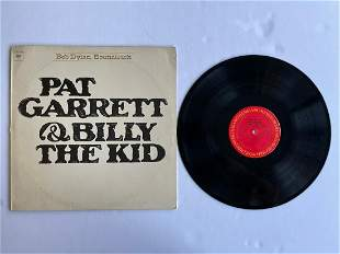 Bob Dylan – Pat Garrett & Billy The Kid - Original