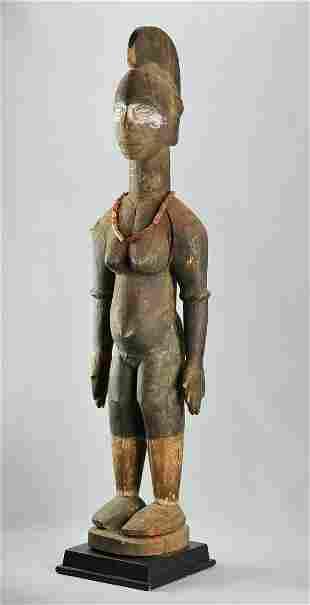 Large Alusi IGBO IBO figure Nigeria African Tribal Art