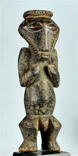 Nice BASIKASINGO Ancestor Figure Congo Sikasingo