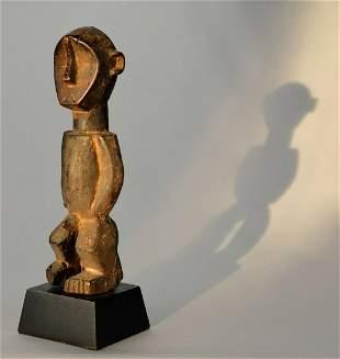 Superb ! LEGA Nene Kisi Figure statue sculpture Congo