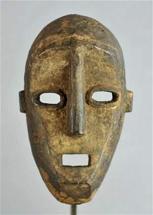 Rare & Powerful NYANGA Mask near Lega Congo DRC African