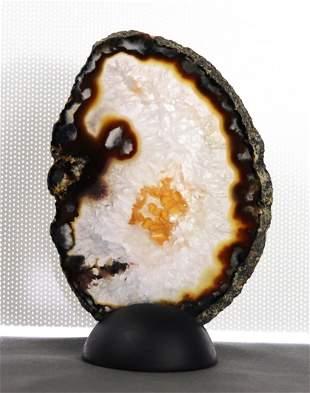 Transluscent high grade Agate