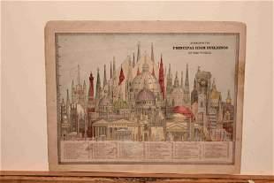 1883 World High Buildings