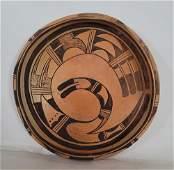 Large Hopi Pueblo bowl ca 1930-60