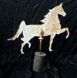Prancing Horse Vane