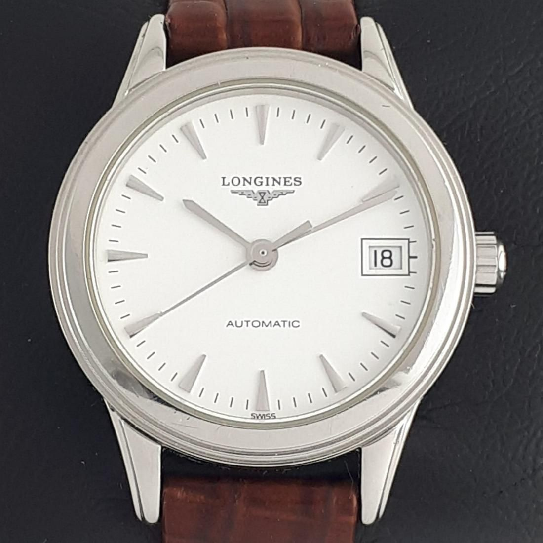 Longines - Flagship Automatic Lady - L4.217.4 - Women -