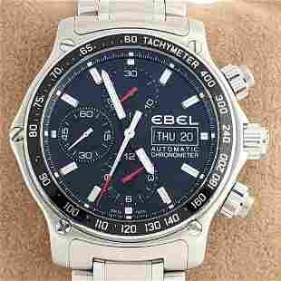 Ebel - 1911 Discovery Chronograph - E9759L62 - Men -