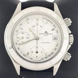 Baume & Mercier - Calissima Chronograph - Ref: mv045169