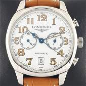 Longines - Spirit Chronograph - Ref: L2.705.4 - Men -