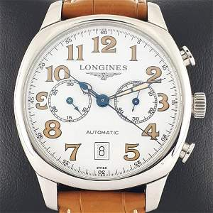 Longines - Spirit Chronograph - Ref: L2.705.4 - Men -