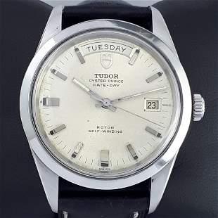 Tudor - Oyster Prince Day + Date - Ref: 7019 0 - Men -