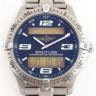 Breitling - Aerospace Titanium - Ref: E75362 - Men -