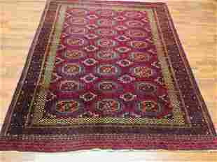 Antique Turkoman Rug-3499
