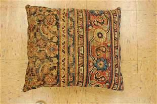 """C1930s Antique Persan Sheraz Qashkee Efshar Rug 2'10"""" X"""
