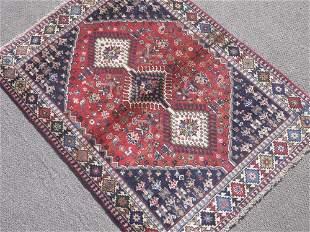 Authentic Persian Yalameh 3.6x5.1