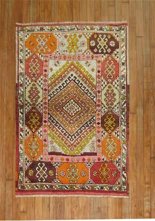Antique Konya Rug