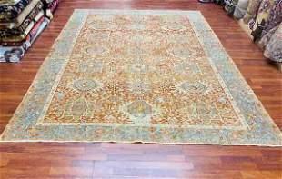 Antique Persian Karajeh / Heriz rug-4653