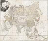 Asia According to the Sieur D