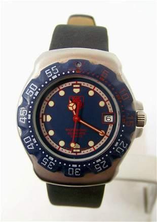 Ladies S/Steel TAG HEUER PROFESSIONAL 200 Watch 370.513