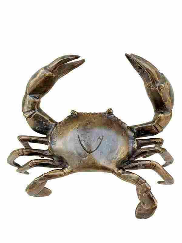 Bronze crab - Sun, sea and beach - Sea animals -