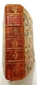 1781 Magazine Revolutionary War Benedict Arnold