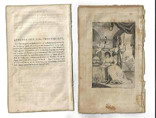 1791 Frontis Engraving Daughters of Massachusetts