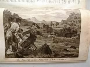 1786 Magazine Voyage East Indies Engravings