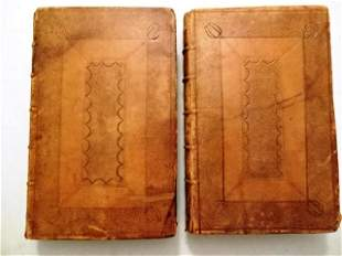 1715 Leather Set Life of Henry Dodwell