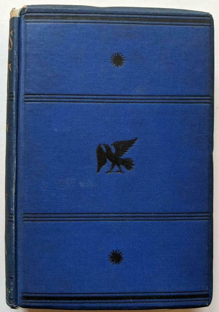 1877 TRAVELS WEST, WILLIAM MINTURN 2nd ed PUB SAMUEL