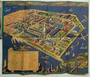 1940 GOLDEN GATE INTERNATIONAL EXPOSITION, SAN