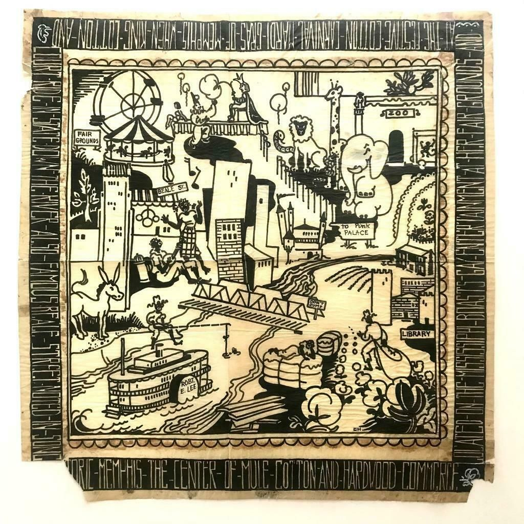 CIRCA MID 20TH CENTURY, ORIGINAL ILLUSTRATION ART,
