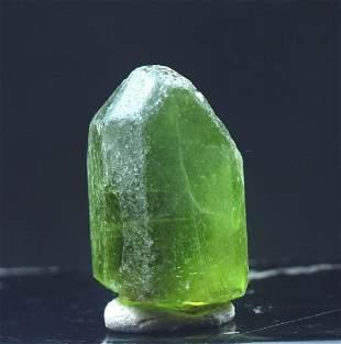 Peridot Crystal , Natural Mineral Crystal from Pakistan