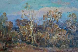 Oil painting Daylight Kovalenko Ivan Mikhailovich