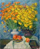 Oil painting Minka Alexander Fedorovich