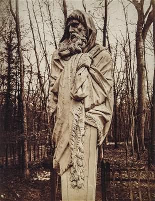 EUGENE ATGET - Versailles - l'Hiver, 1922