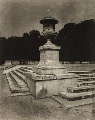 EUGENE ATGET - Versailles - Vase