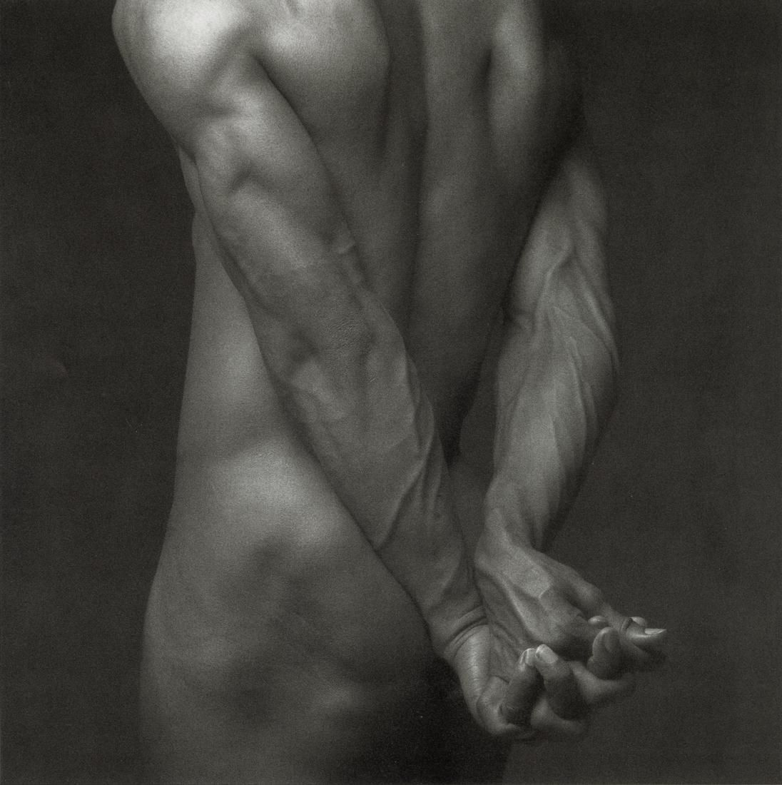 BARBARA BORDNICK - Nude Waiting, 1996