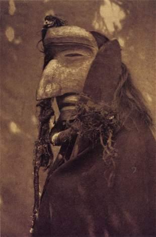EDWARD CURTIS - Nuhlimahla - Qagyuhl, 1914