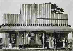 WALKER EVANS - General Store, Selma, Alabama, 1936