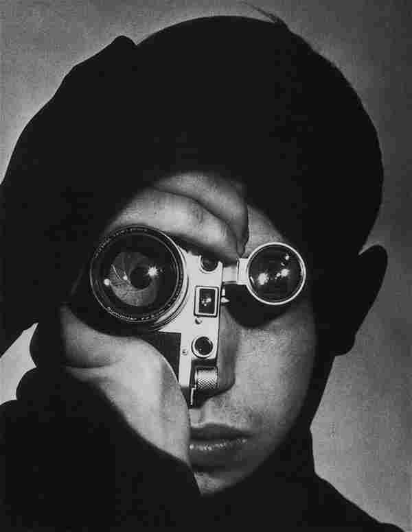 ANDREAS FEININGER - The Photojournalist, 1955