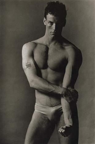 KEN HAAK - Untitled Nude, 1984