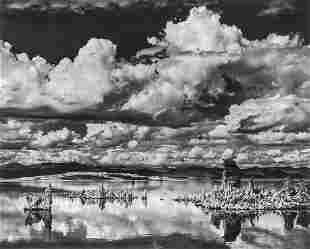 JOSEPH HOLMES - Clouds Over Mono Lake